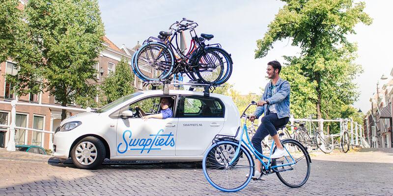 Jong Ondernemen Swapfiets Ondernemersopleiding MBO Amsterdam