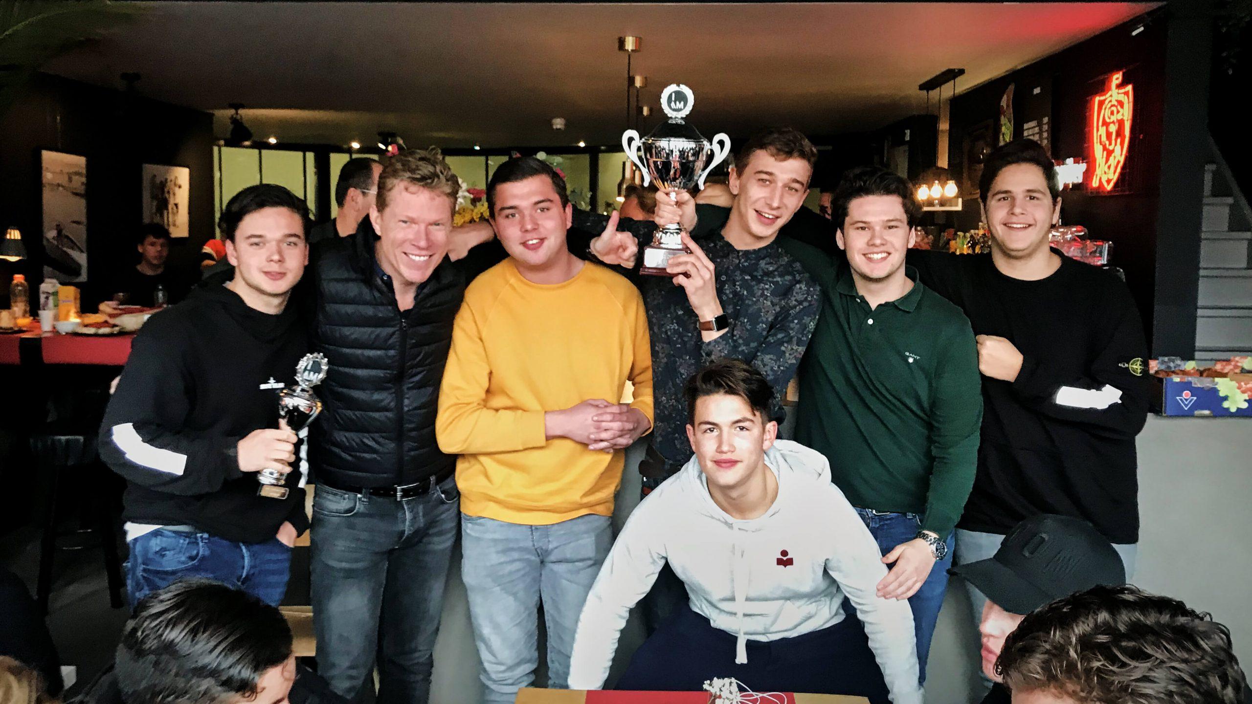 I AM College - Xmas Sales Battle 2018 - IAMKerstbomen