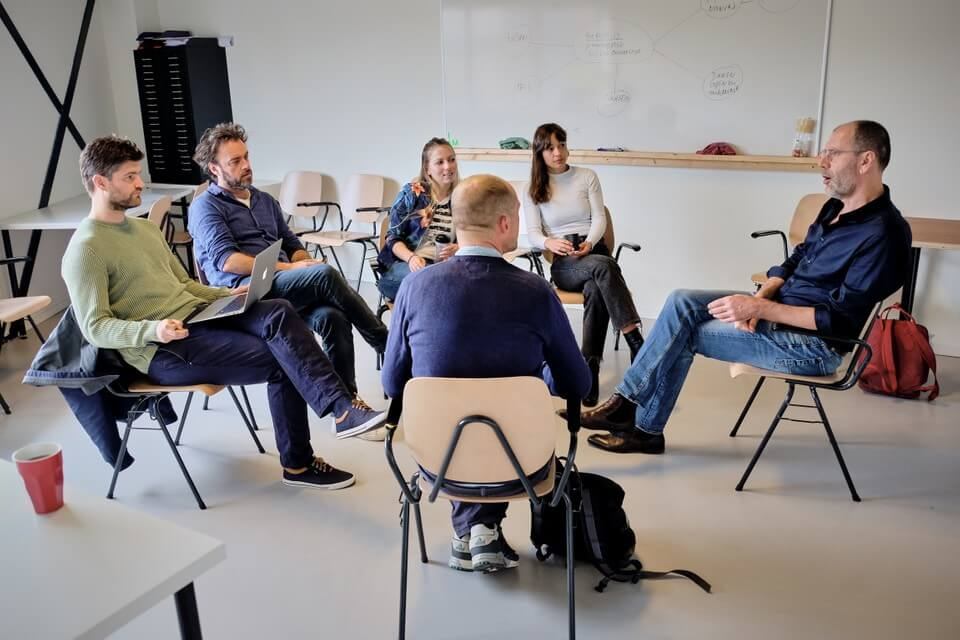 Vacatures I AM College Ondernemers Opleiding Amsterdam